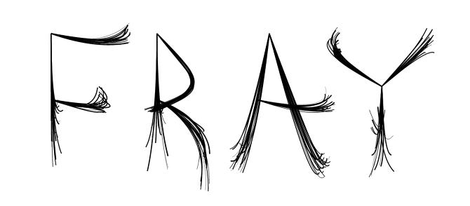 fray js typeface