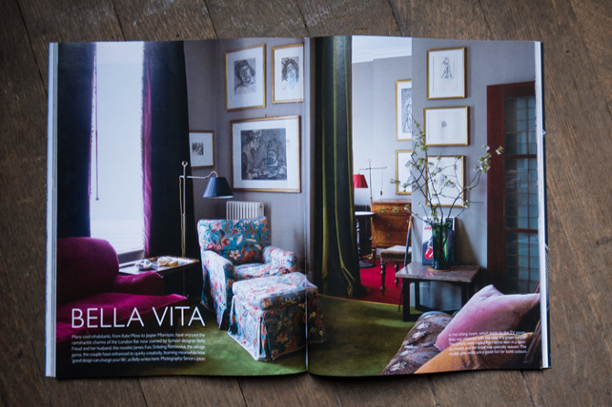Marvelous The World Of Interiors February 2015 Cover Story